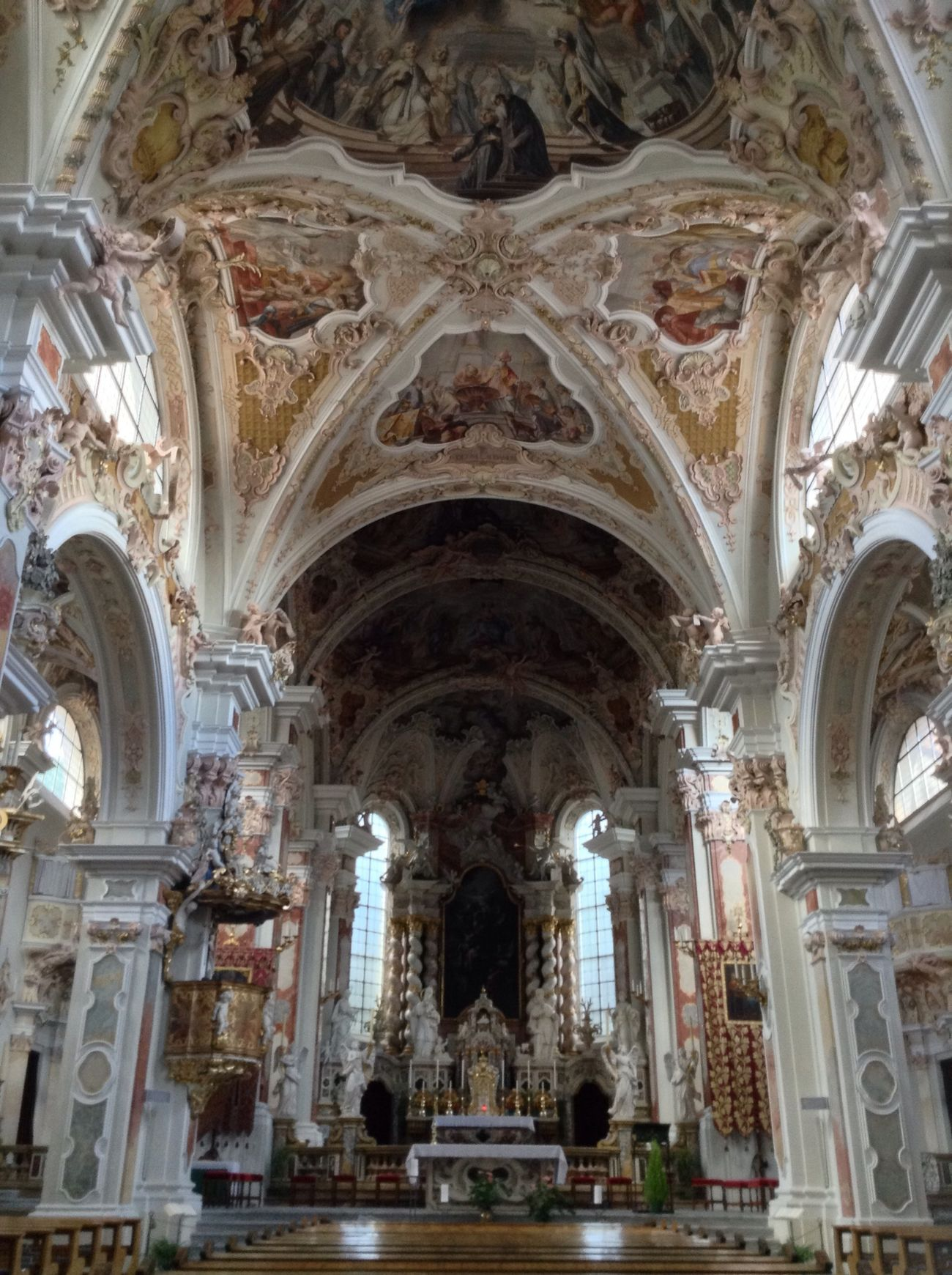 Wonderful Rococo Church