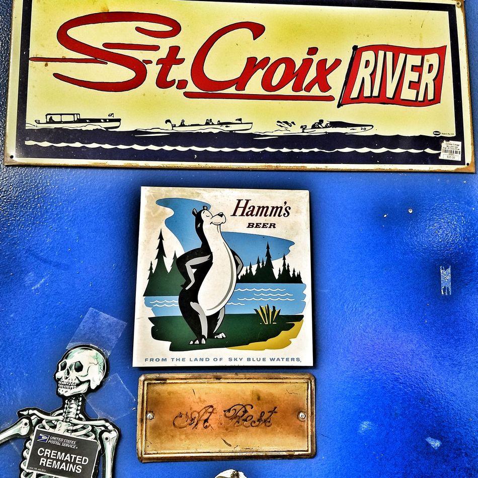 St.Croix River Minnesota💙 Minnesota Garage Doors Mancave