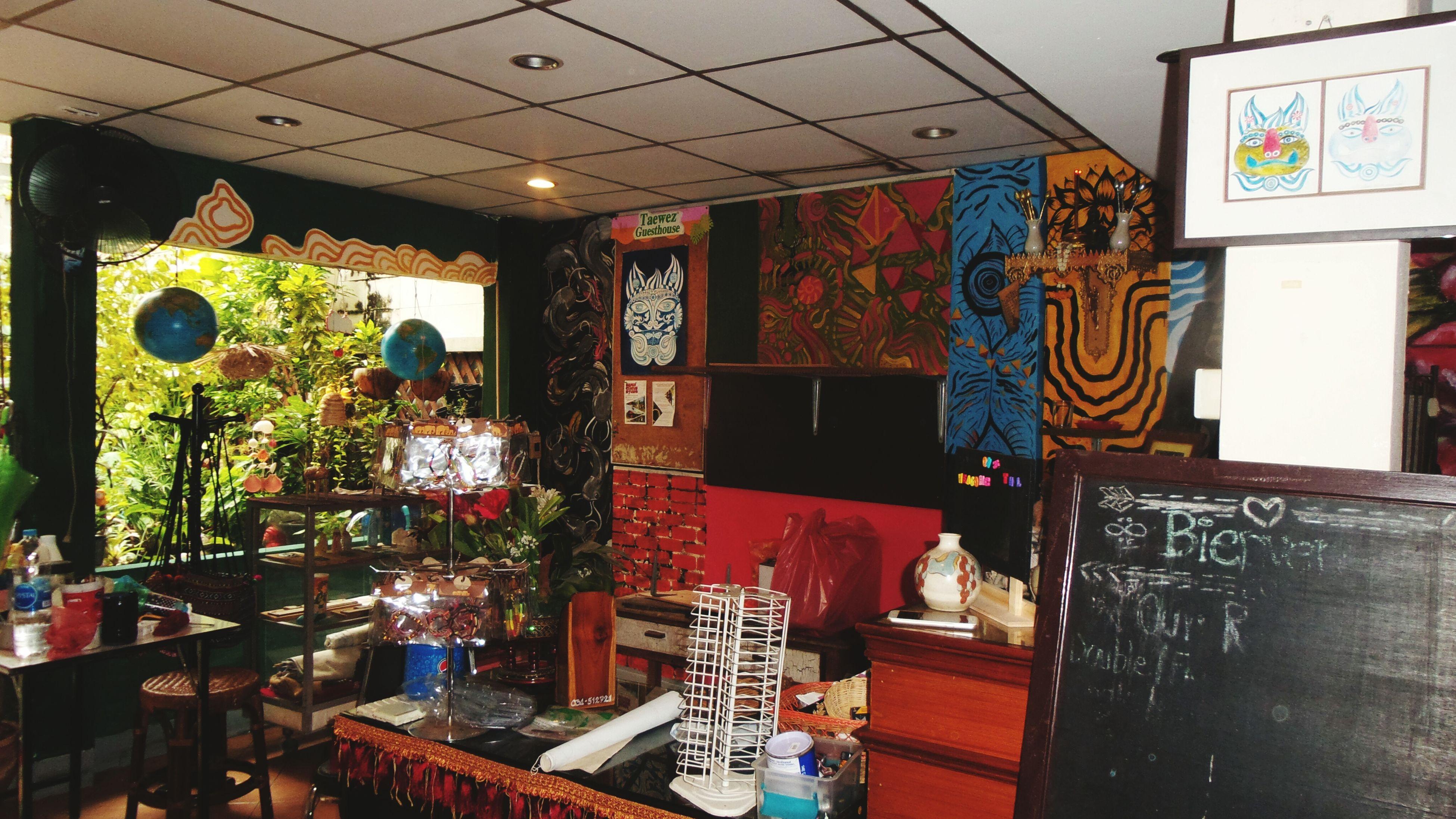 art, illuminated, multi colored, lifestyles, electric lamp