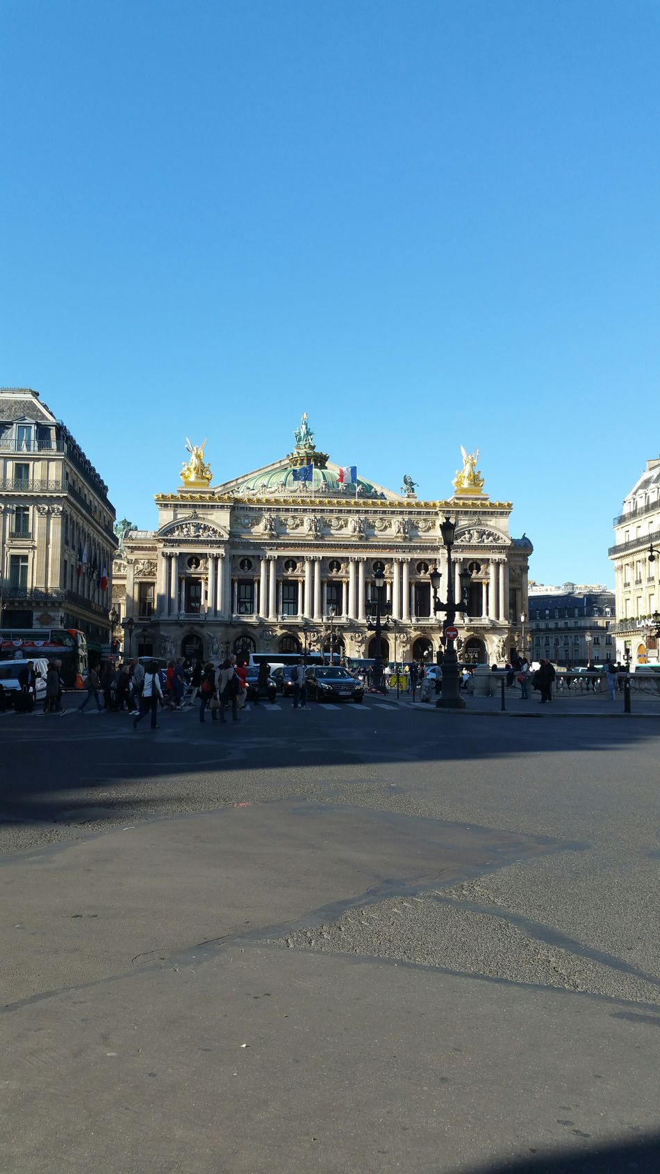 Paris, Opéra Garnier Paris, France  Paris Opera Garnier Place De L'opéra Travel World Traveler Parisian Opera National De Paris Palais Garnier