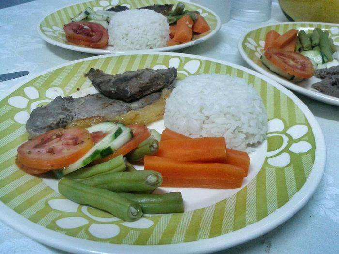 Nada como uma Jantinha Deliciosa em FAMILIA♥ JustLoveIt Foodpic Shootfood Familypic Nighttime Brazil