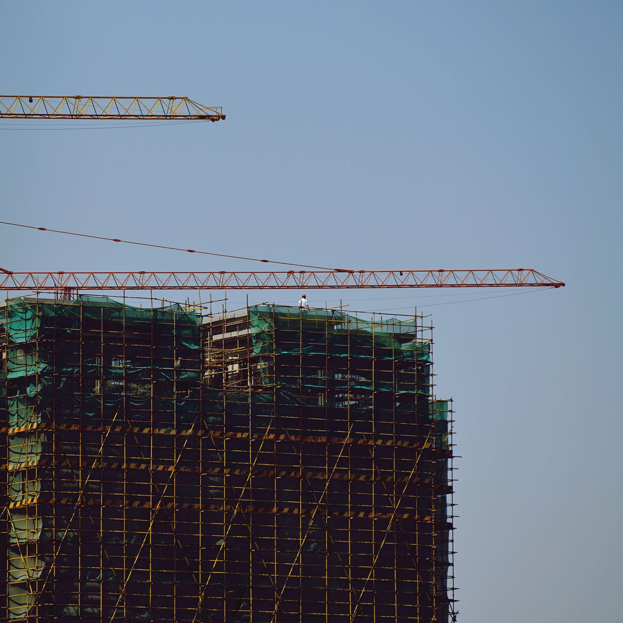 Beautiful stock photos of construction, Architecture, Building Exterior, Built Structure, Changqiao
