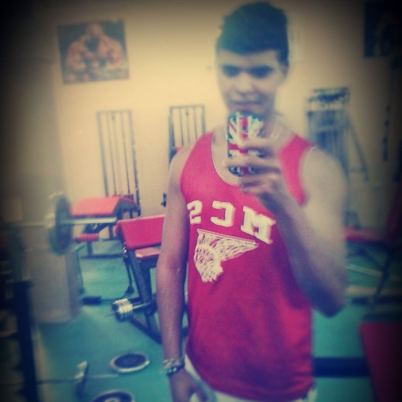 Home Gymday Enjoy Feeling : Great <3