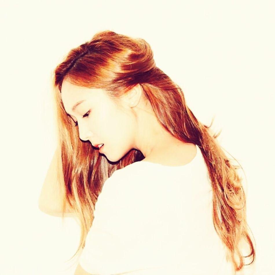 Blanc Jessica Jung maomao