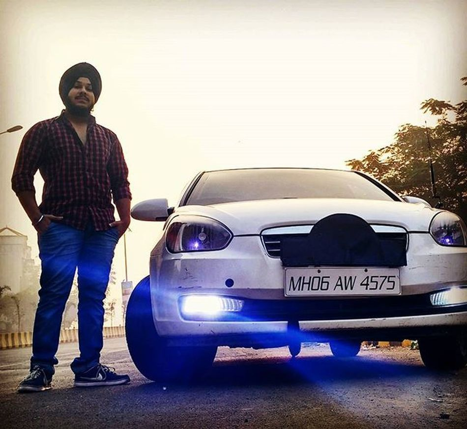 Foglamps Sardar Punjabi HyundaiVerna Modifiedcars Morning Instapic Mi4iphotography Candid Xiaomiphotograph Instagram World Lifeforfun Likesforlikes Like4like Followforfollow Love4love