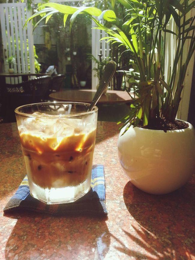 Enjoying Life Coffee Time Niceplace Breakfast