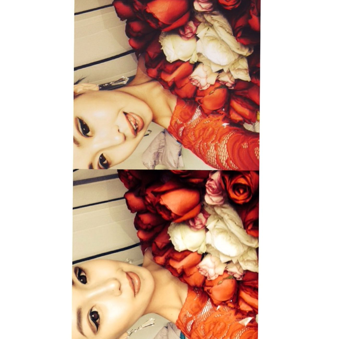 47roses Thankyou Somuch Red Shooting Selfie