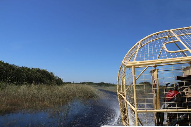 Feel The Journey, Need For Speed Everglades  Airboat