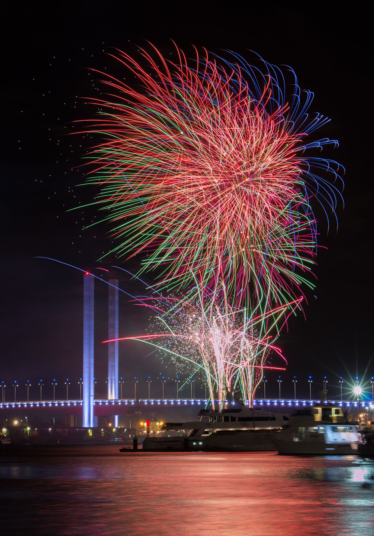 Time for Winter Fireworks again!! Winter Fireworks Docklands Docklands Fireworks Nightphotography Long Exposure Canon 70d Melbourne Australia Neighborhood Map