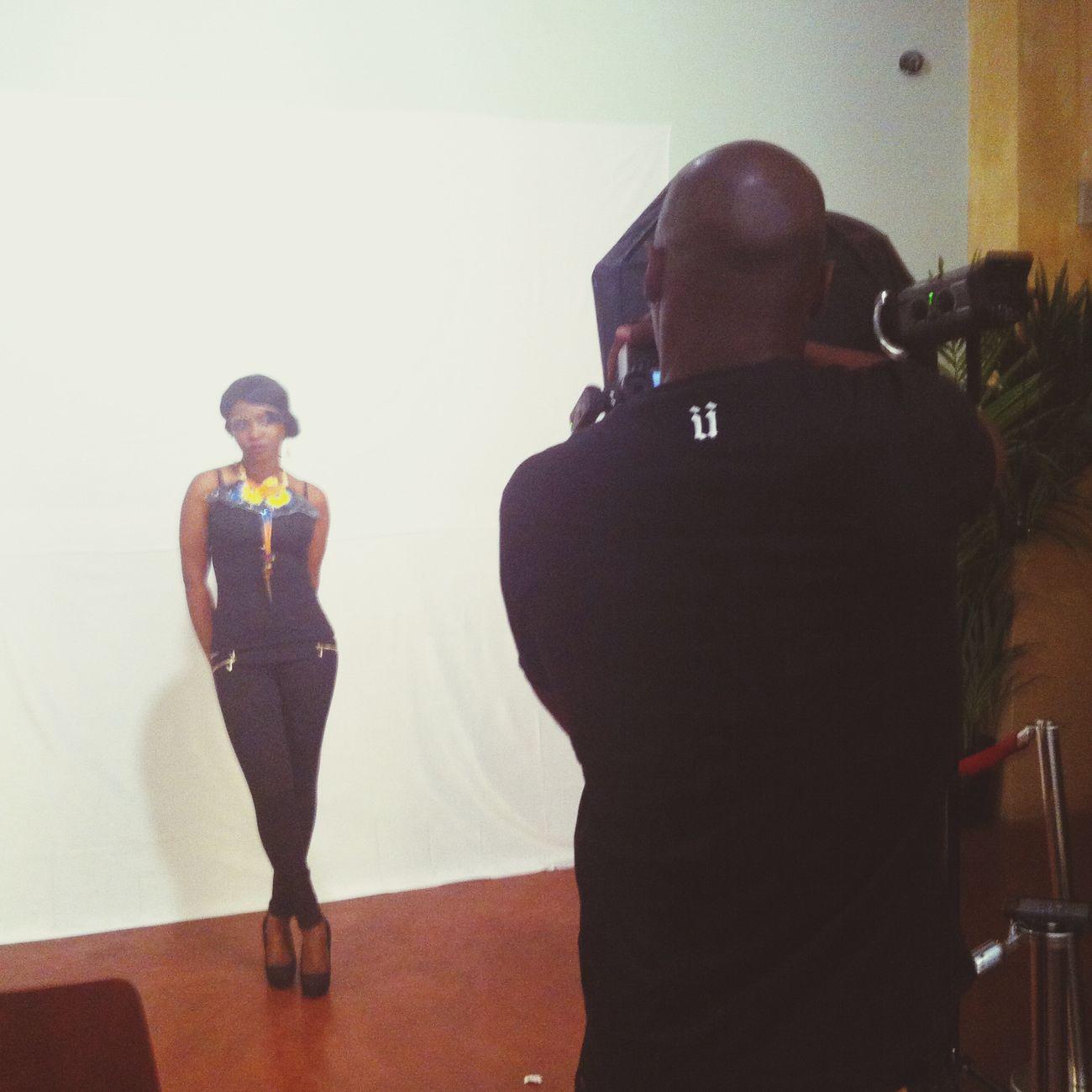 Shooting at work Fashion Shooting Paris Work