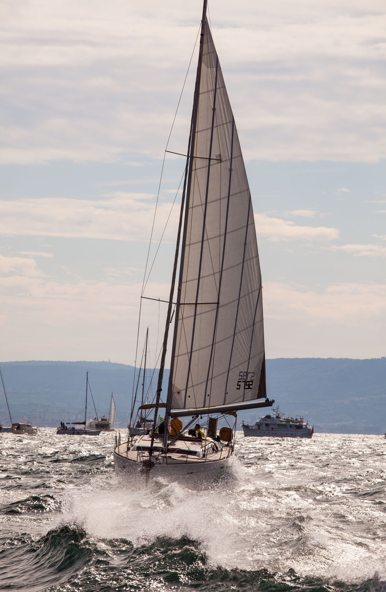 Beautiful stock photos of bora bora, sea, water, sky, nautical vessel