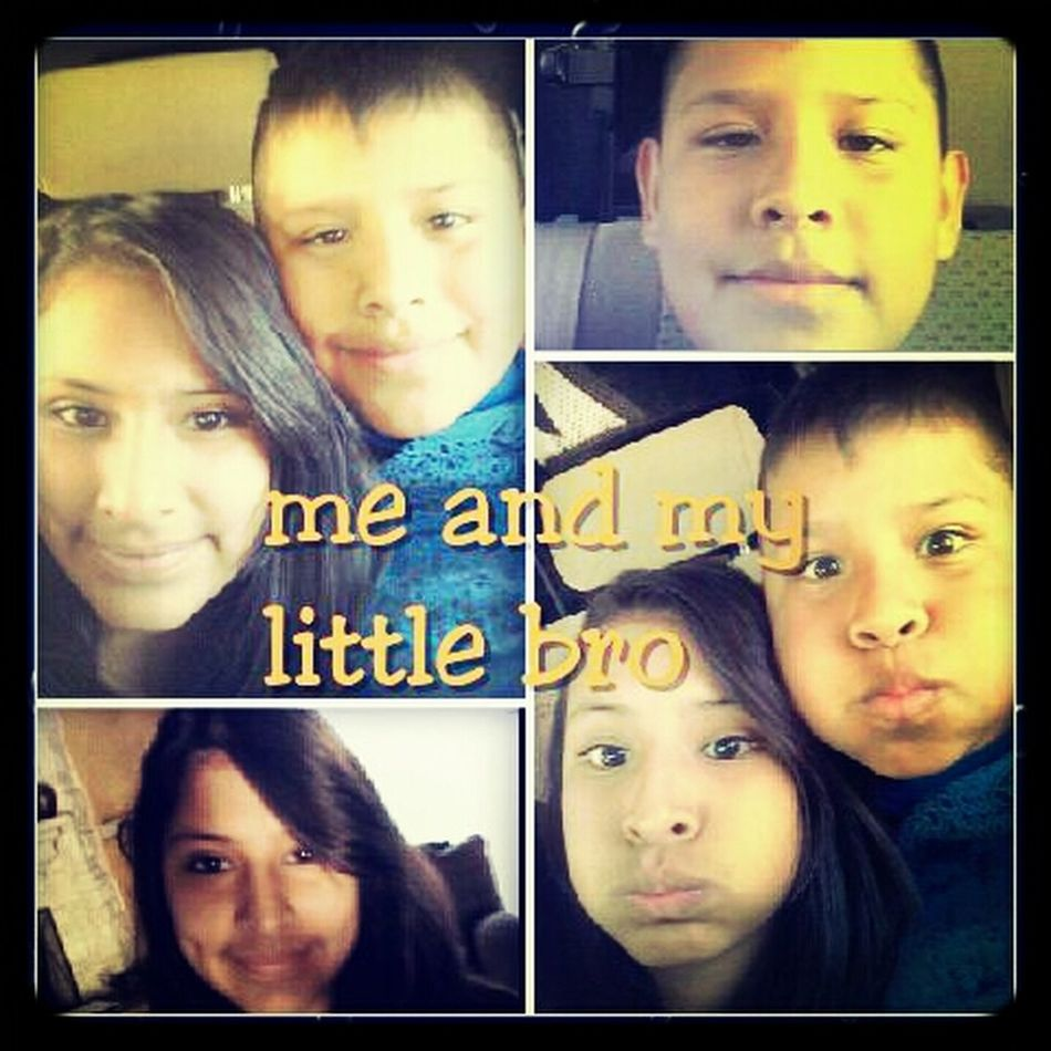 Me And My Lil Bro