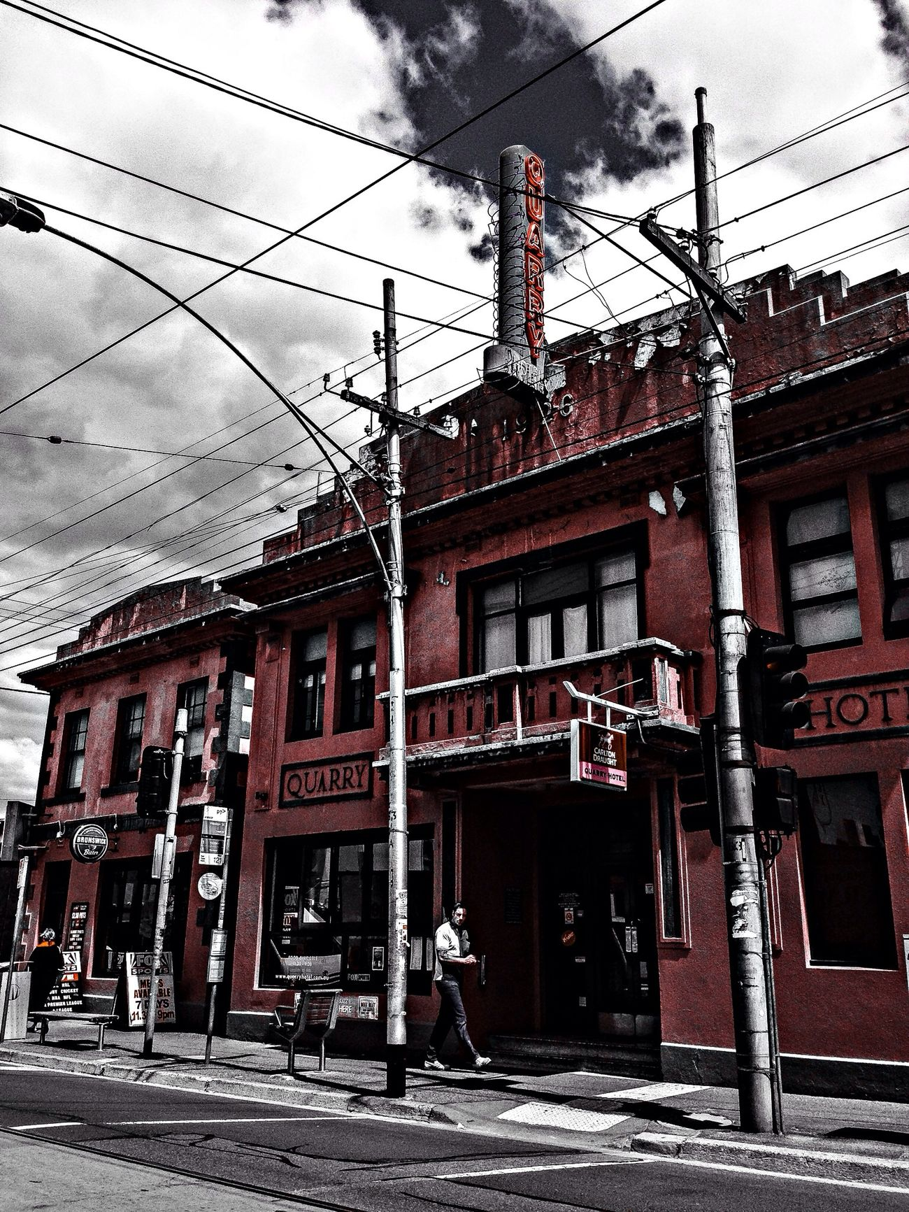 Old Pub...