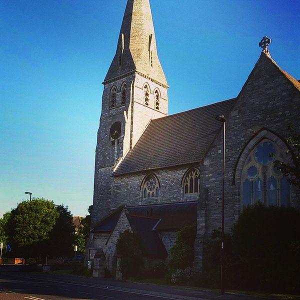 Loveit Sunny Lush Lushweather Bluesky Church Freemantlechurch Freemantle
