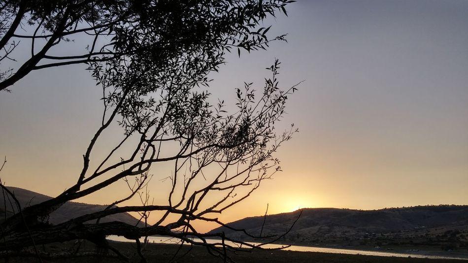 Lake Turkey Ankara Sunset First Eyeem Photo