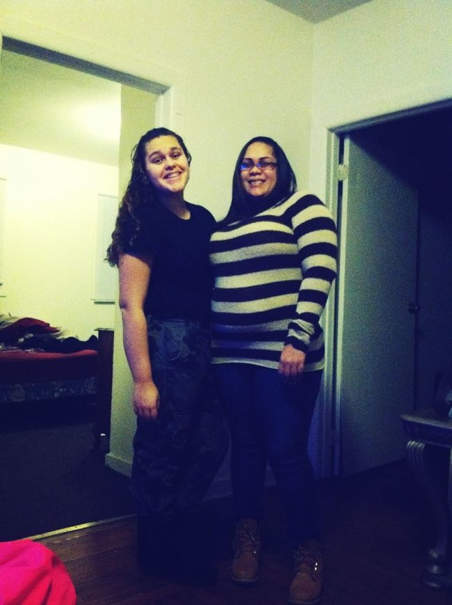 Me And Momma Dukes