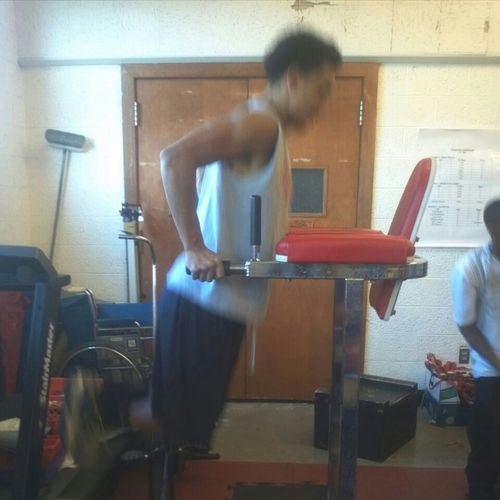 Doin that work I be on my grind