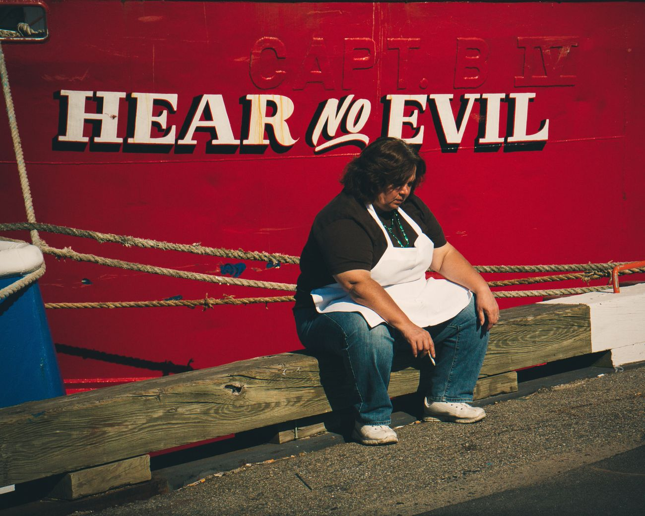 Hear No Evil // Samsung Nx300 EyeEm Best Shots Grryo Streetphotography