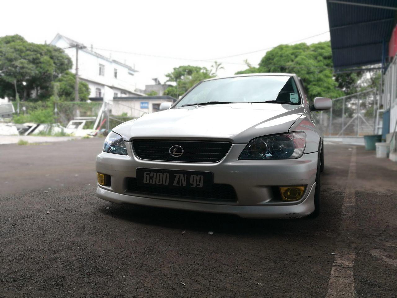 Lexus Is300 Lexus Is200 Loweredlifestyle First Eyeem Photo