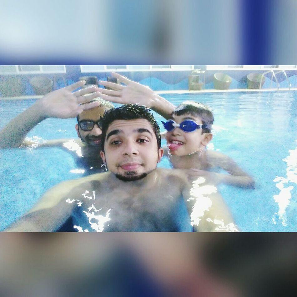 Swimming selfie Swimming Swimpool Hello World Thats Me