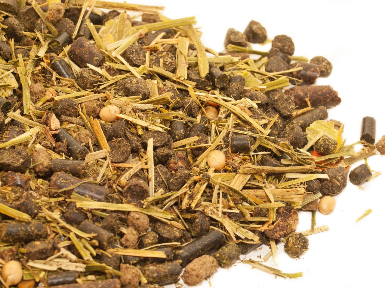 Close-up Day Food Freshness Healthy Eating Herbal Medicine Horse Food Muslie Nature No People White Background