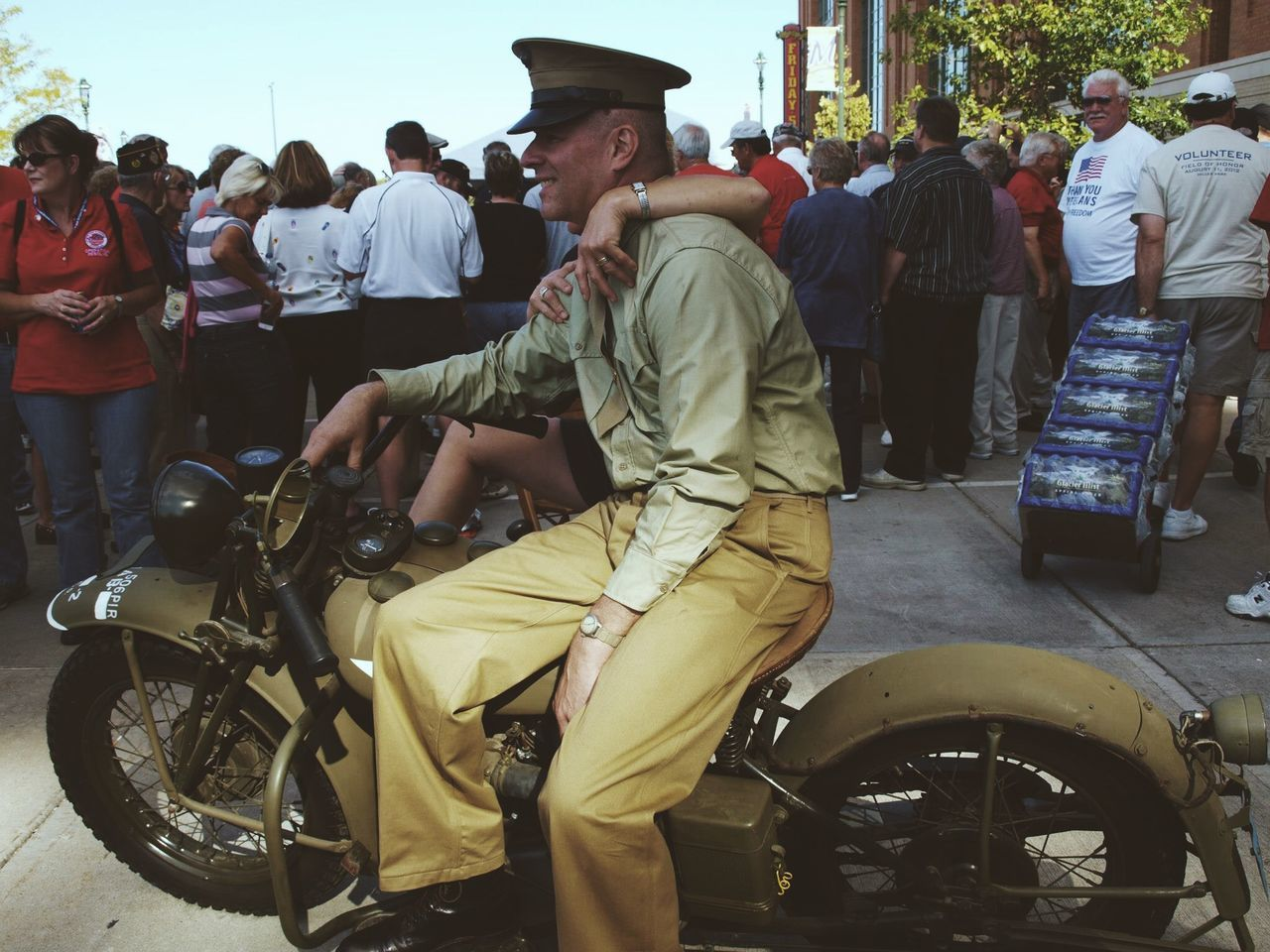 Beautiful stock photos of veteran's day, adults only, people, outdoors, adult