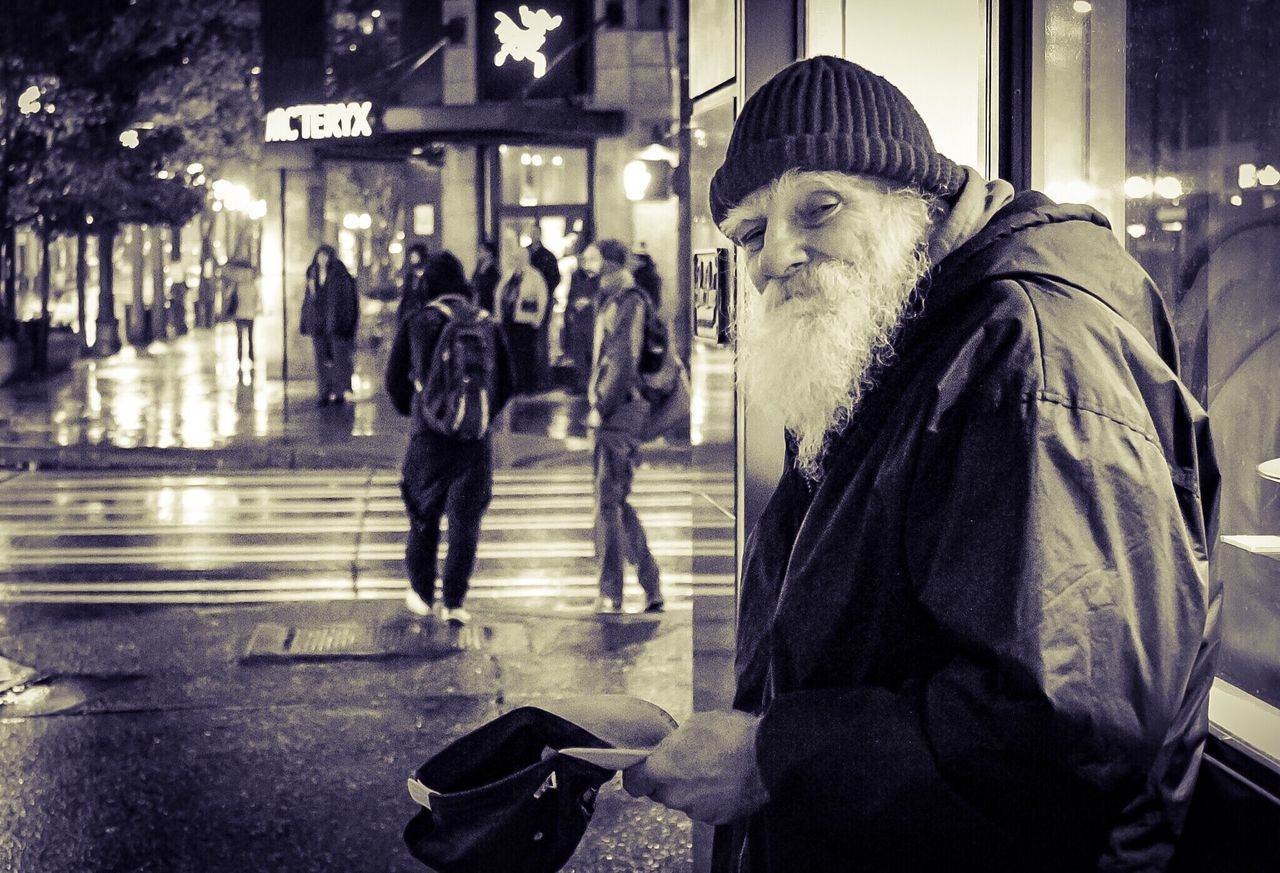 Homeless In Seattle A Gentle Spirit Homelessness Is Not What You Think It Is Real People, Real Lives