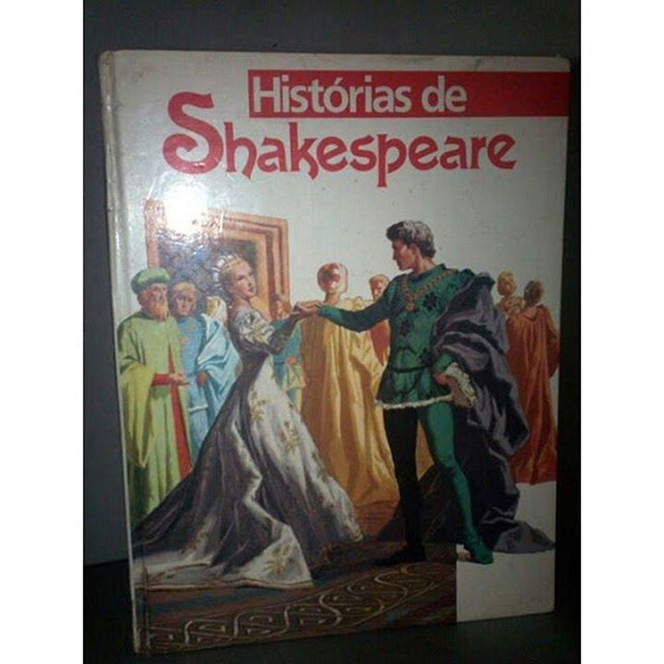 Histórias de Shakespeare Shakespeare Romeuejulieta Sonhodeumanoitedeverao Comics classicbooks literatura livros quadrinhos