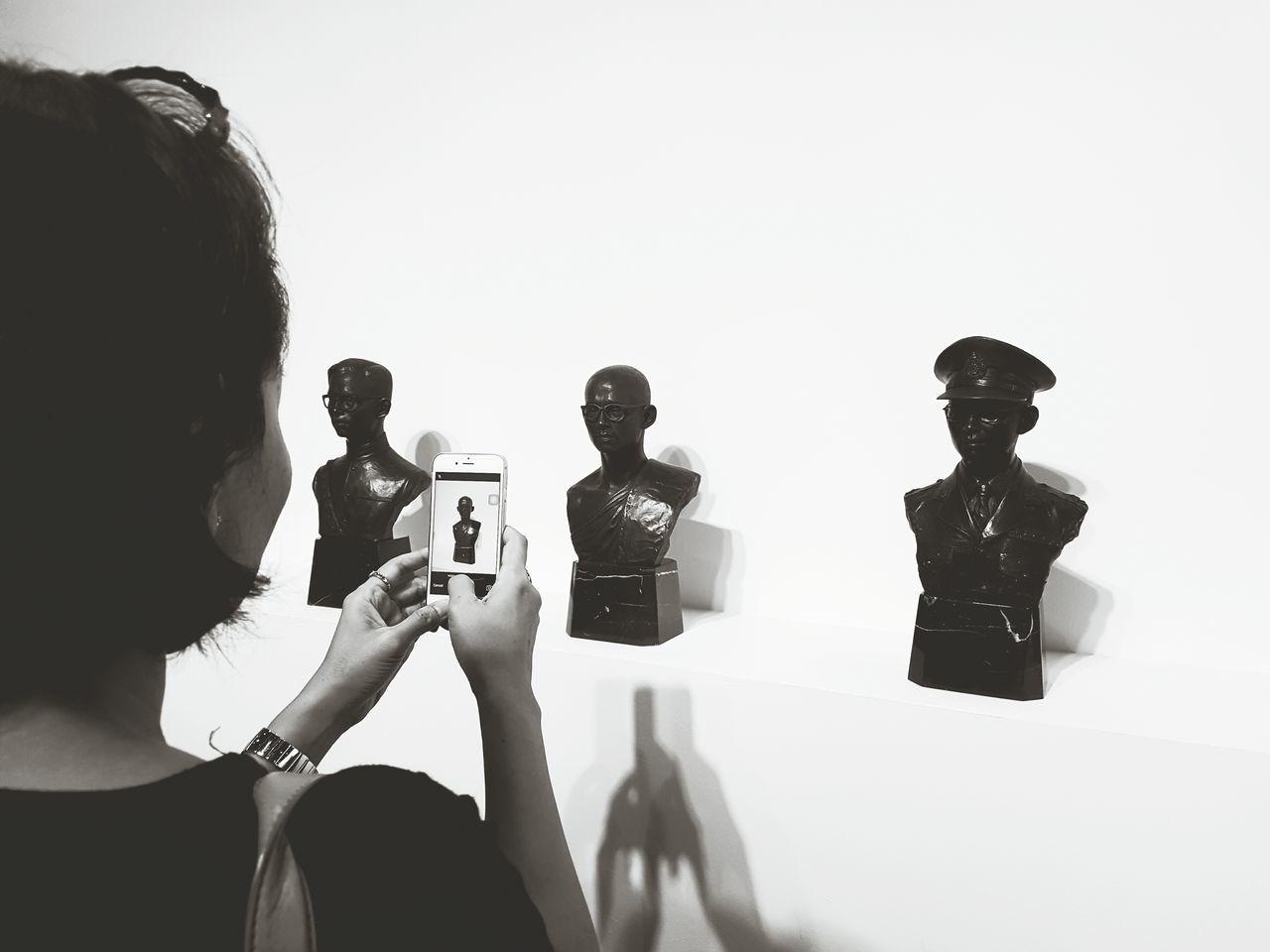 Documentary Thai Mourning Their Beloved King Ardel Gallery Of Modern Art Thailand Fineart Art Black And White Craft Thai Artist Artprint ArtWork King Of Thailand The Photojournalist - 2017 EyeEm Awards