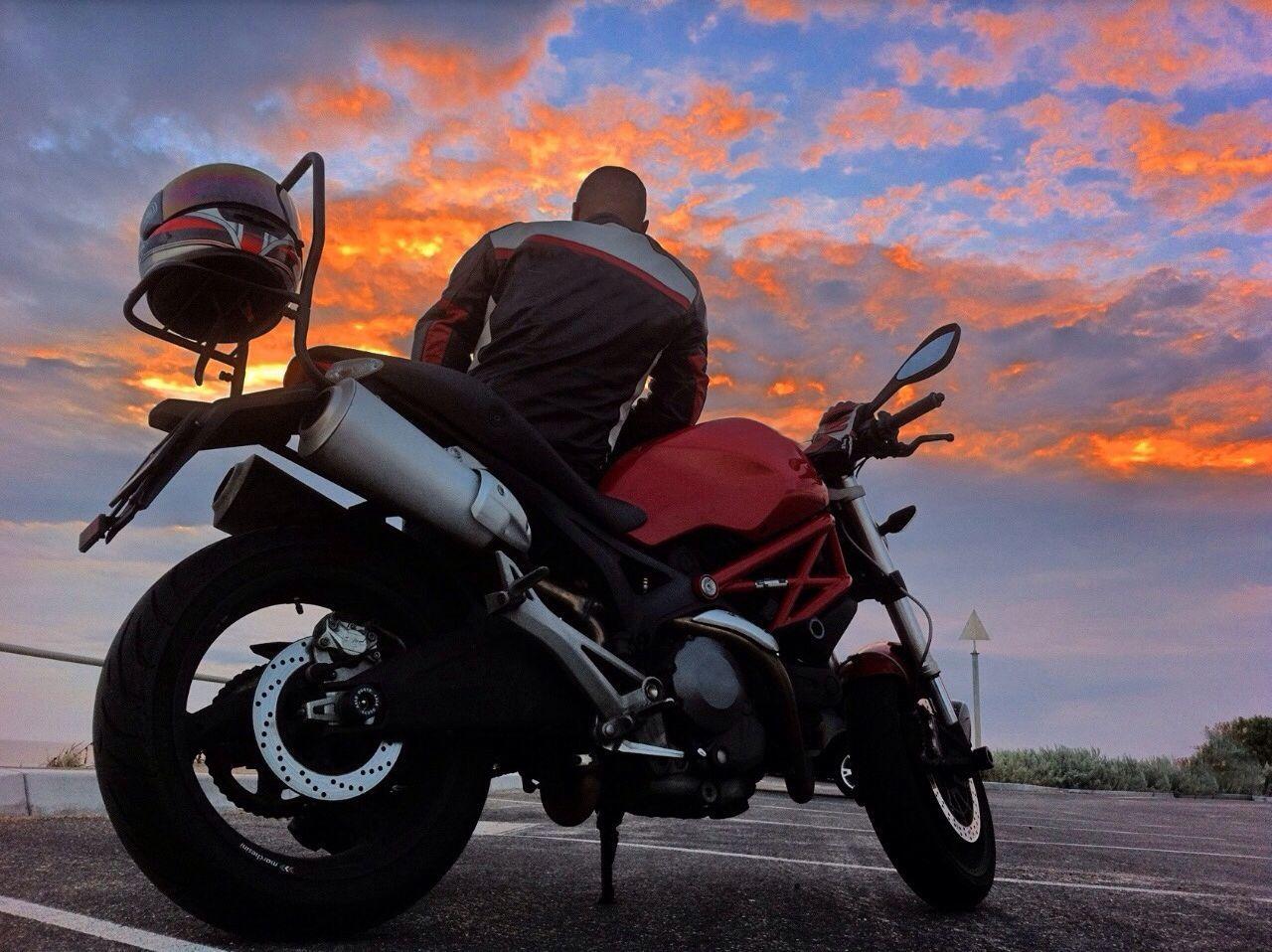 Beautiful stock photos of motorcycle, Biker, Cloud, Cloudy, Headwear