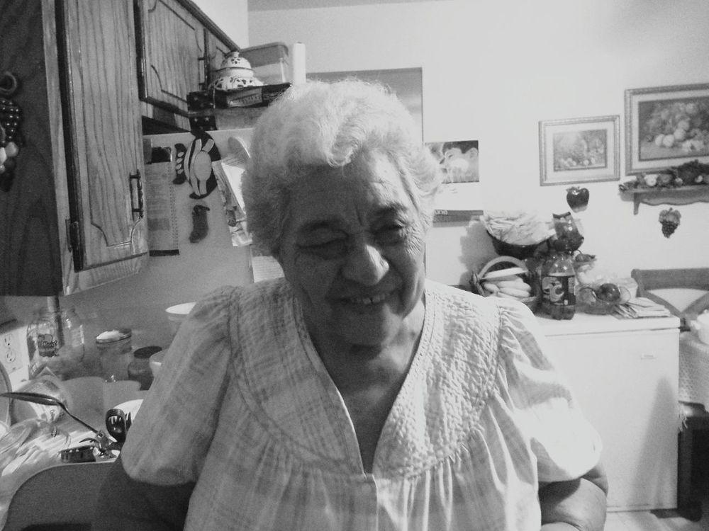 Grandma Grandmother Grandmas House Hispanic Kitchen Candid Shot Black And White Home Is Where The Art Is Place Of Heart