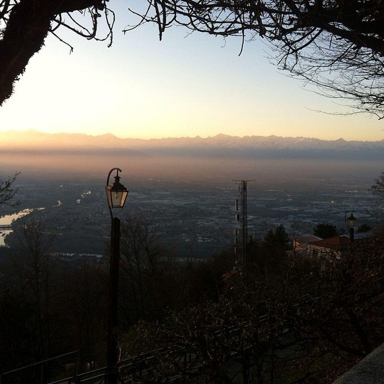 Nofilter Italy Sunset Tourin Skydrive Torino Italia