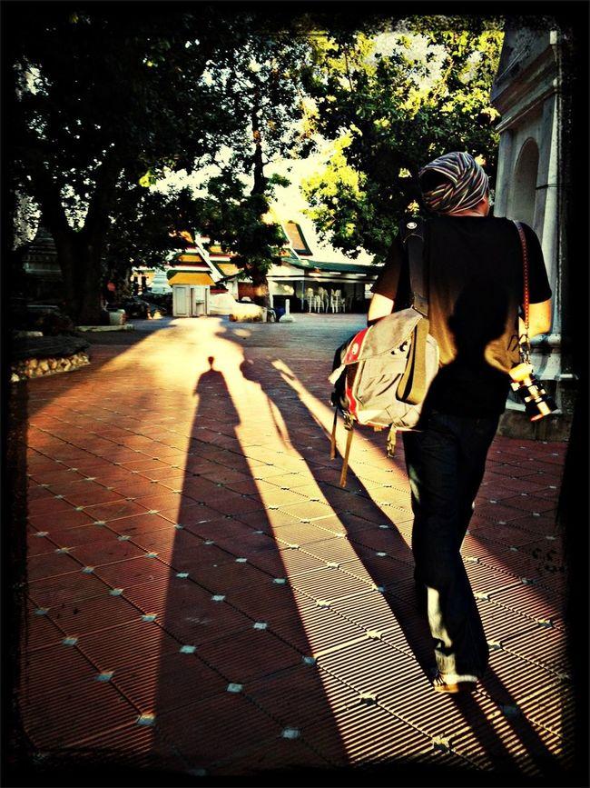 I'm Walking On Sunshine Running After Time
