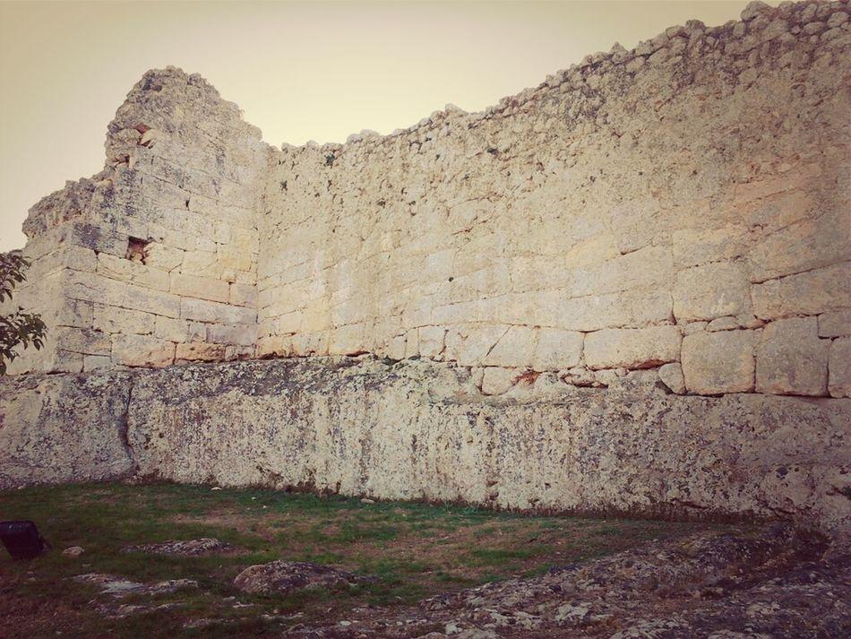 Muralla romana Castle