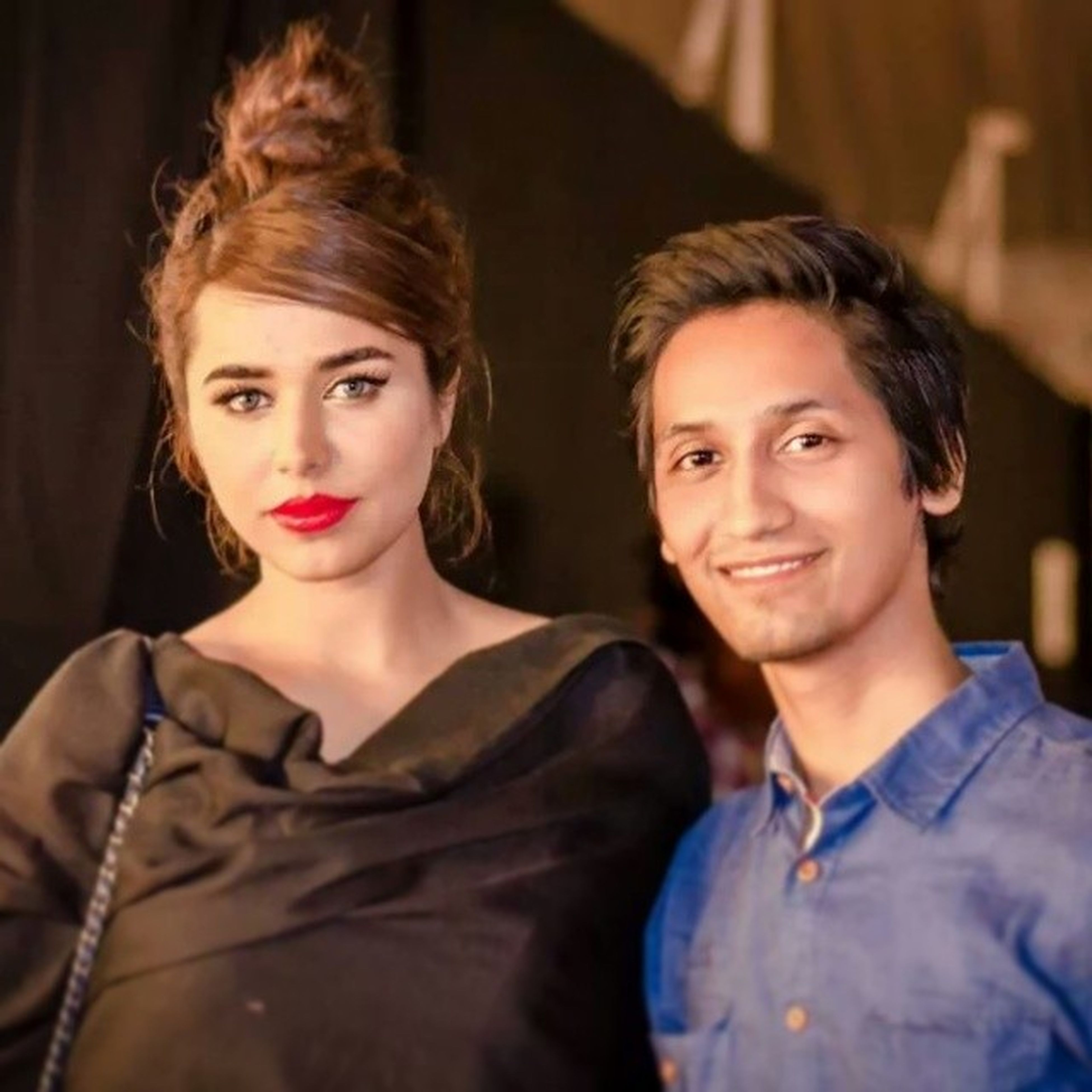 Backstage Ayyanali model Fpw2014 humtv pchotel fashion celeb fun photography