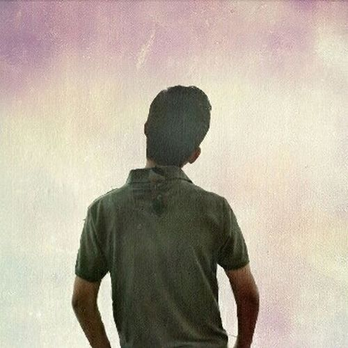 Dabang That Look... Rear View Leisure Activity Standing Solitude Chasing Dream