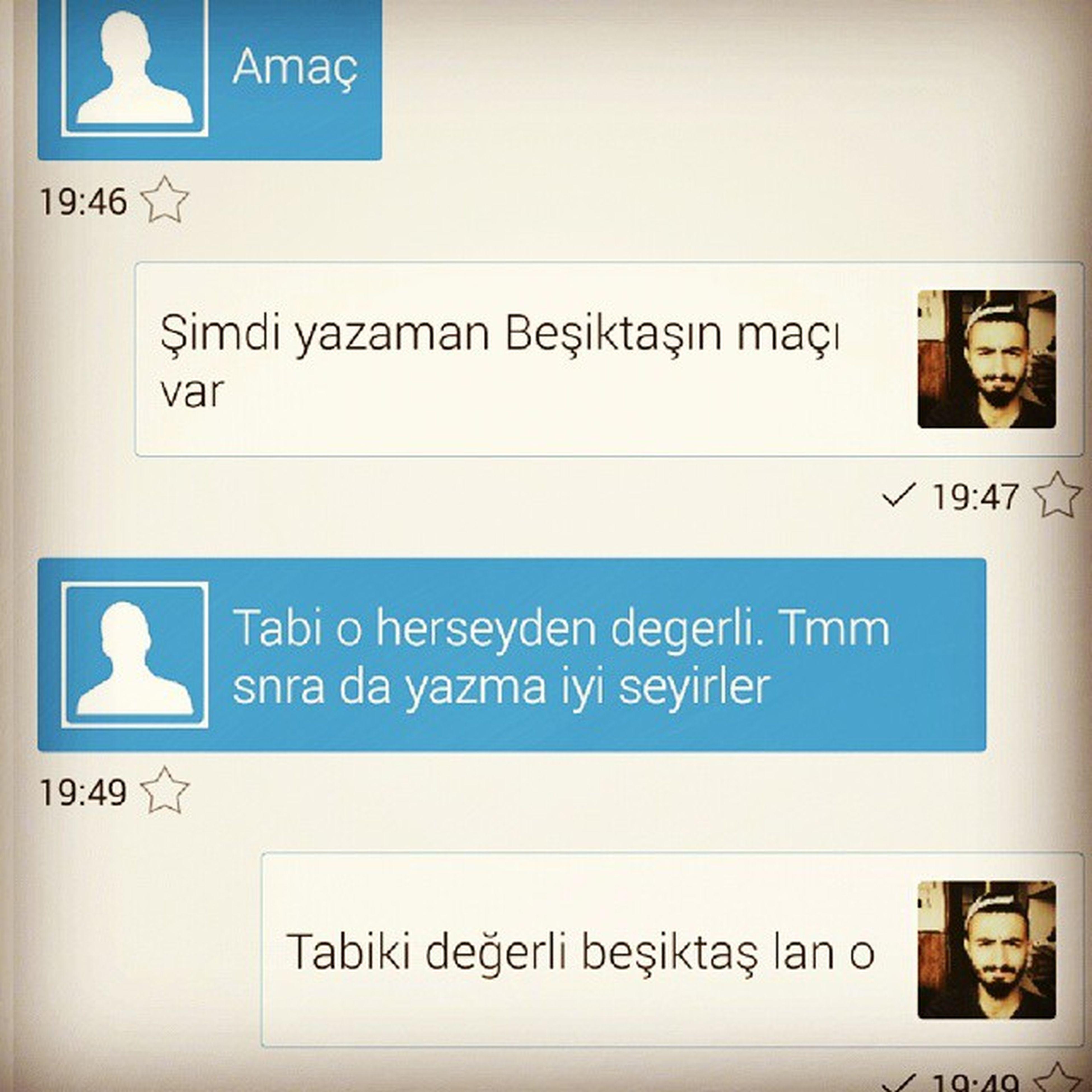 Beşiktaşvarkengerisihikaye ;-)