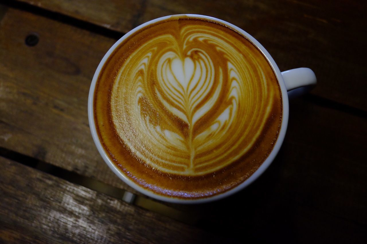 No Filter, No Edit, Just Photography Nofilter Coffee - Drink Coffee Cup Drink Froth Art Cappuccino Refreshment Table Frothy Drink Creativity Food And Drink Saucer Latte Pattern Indoors  No People Close-up Freshness Day Artlatte Latteart Flatwhitecoffee