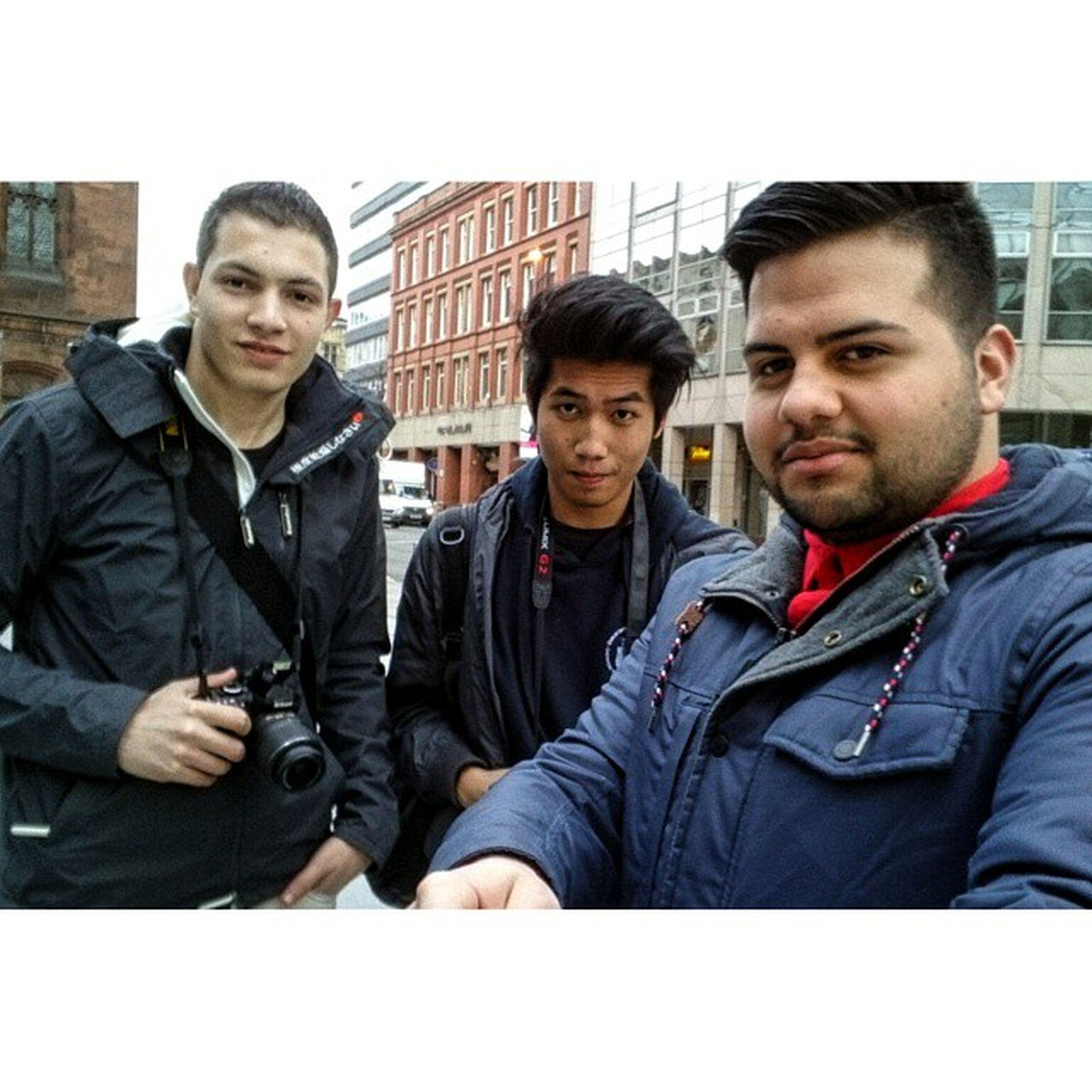 With the aviation geeks 👌✈ Flipino Egyptian Algerian Irish selfie Manchester