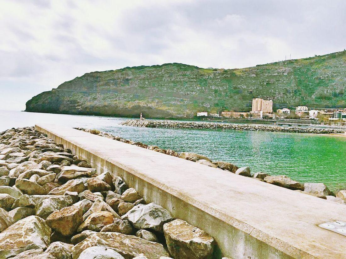 Machico Baiabeachclub Beach Sunnyday🌞 Madeiraisland Madeira, Portugal First Eyeem Photo