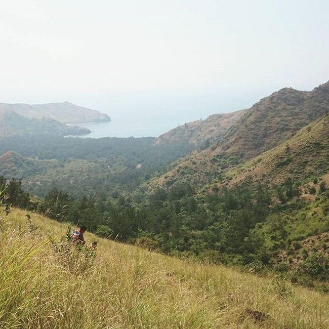 Down river-temper trap 🎵 Descend TrailRun  Anawangin