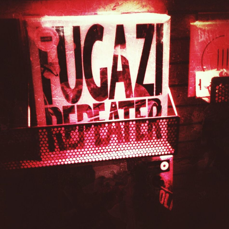 Fugazi Vinyl Vinyl Records Hot Topic Punk