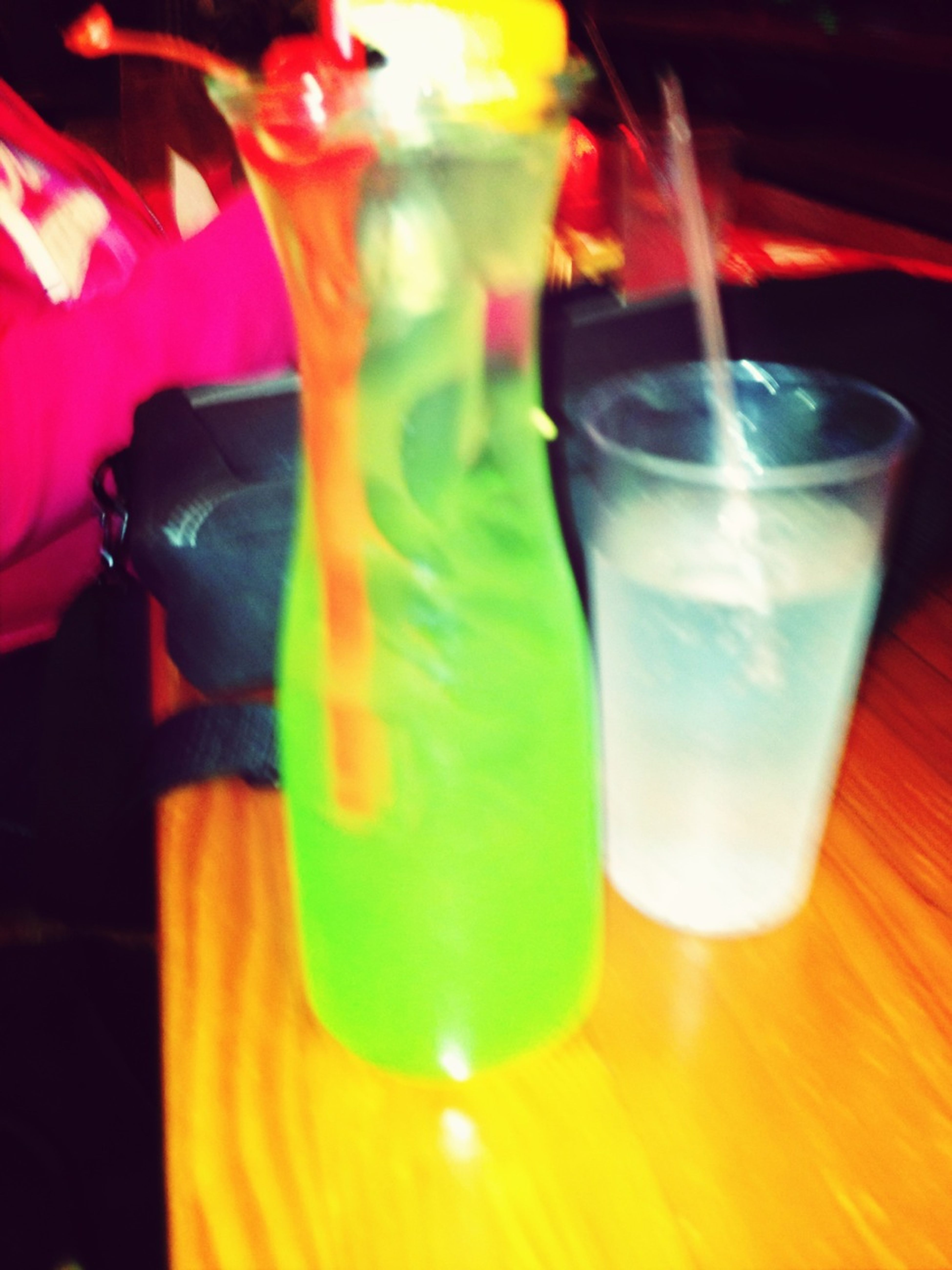 Madori Sour && Ay Side Of Sprite Please..