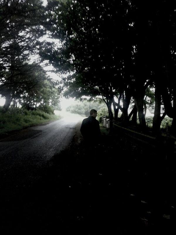 Shadow Walk Mornington Hugo <3