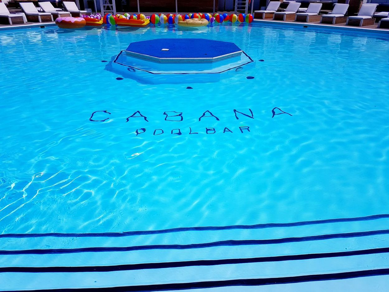 Water Text Day Swimming Pool Outdoors Blue Toronto Toronto Canada Canada Photos Canada150 Cabana Pool Bar Ditch Fridays