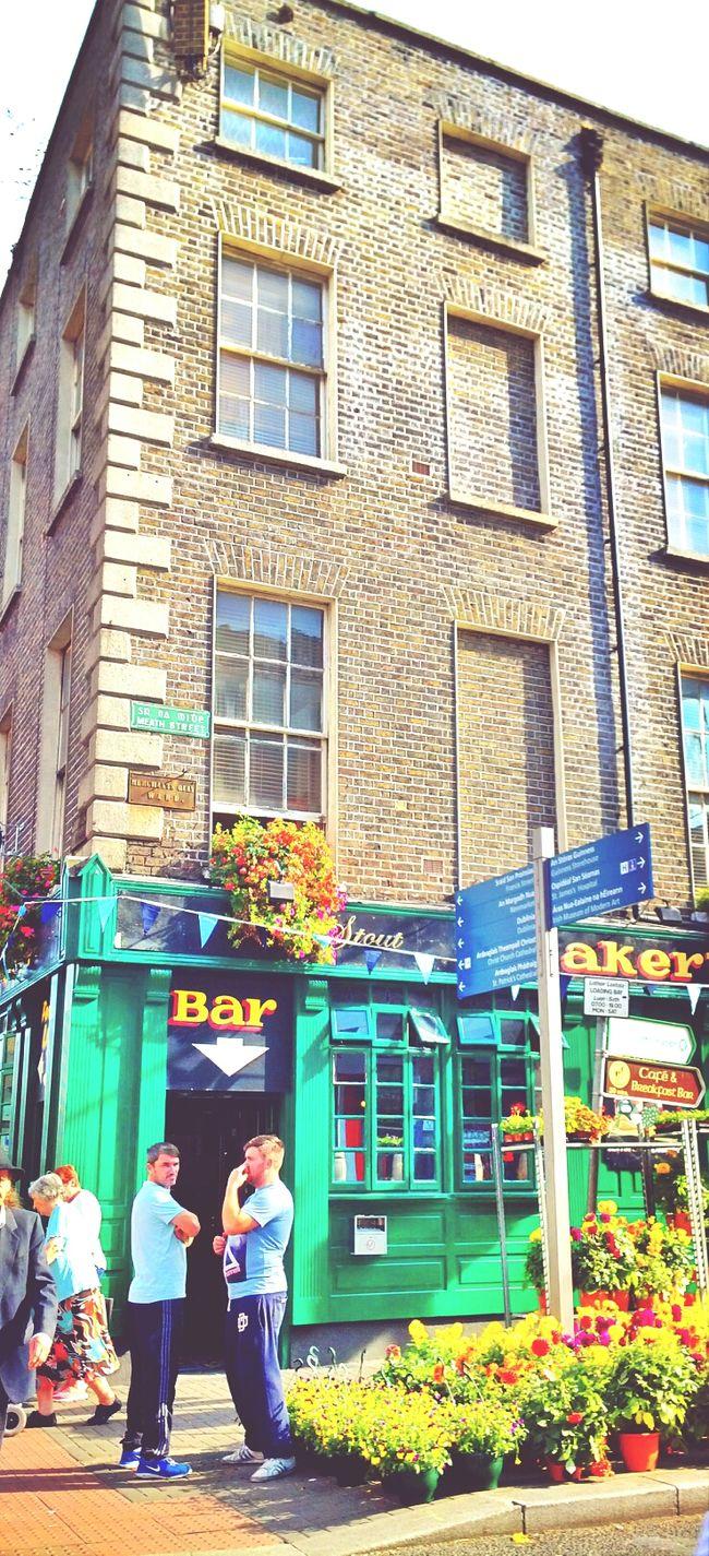 one of last days of summer... Dublin Street Photography Streetphoto_color EyeEm Best Edits EyeEm Best Shots - The Streets