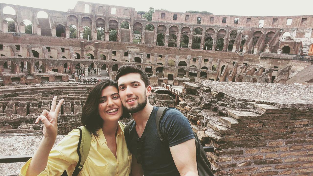 InTheMoodForLove In Rome LoveInTheAir Loveinrome Colosseo Ancient Felicità Roma Italia