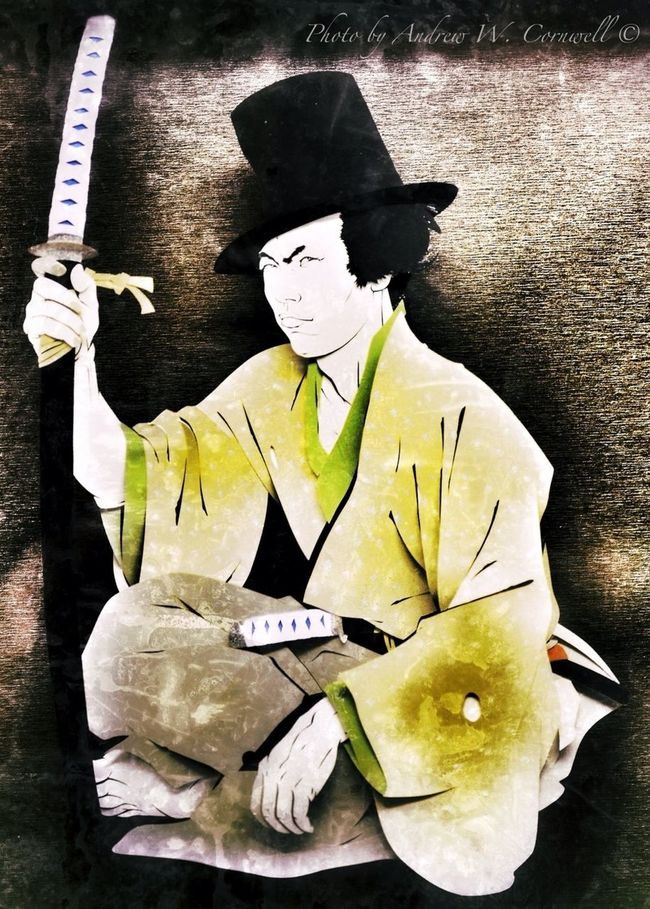 """Japan Introducing Culture Of Japan Which Must Be Left To The Future……  """"未来に残す日本の文化"""" Sakamoto Ryoma"""