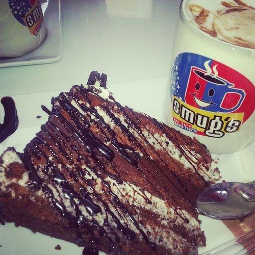 Smugs Gateau Oreo Cafe