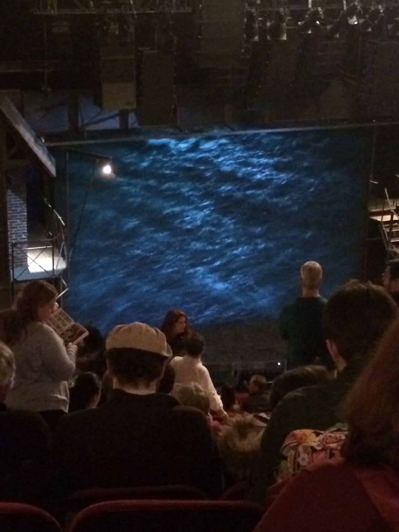 Sting The Last Ship closing night Broadway NYC